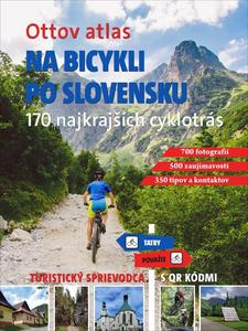 Obrázok Ottov atlas Na bicykli po Slovensku