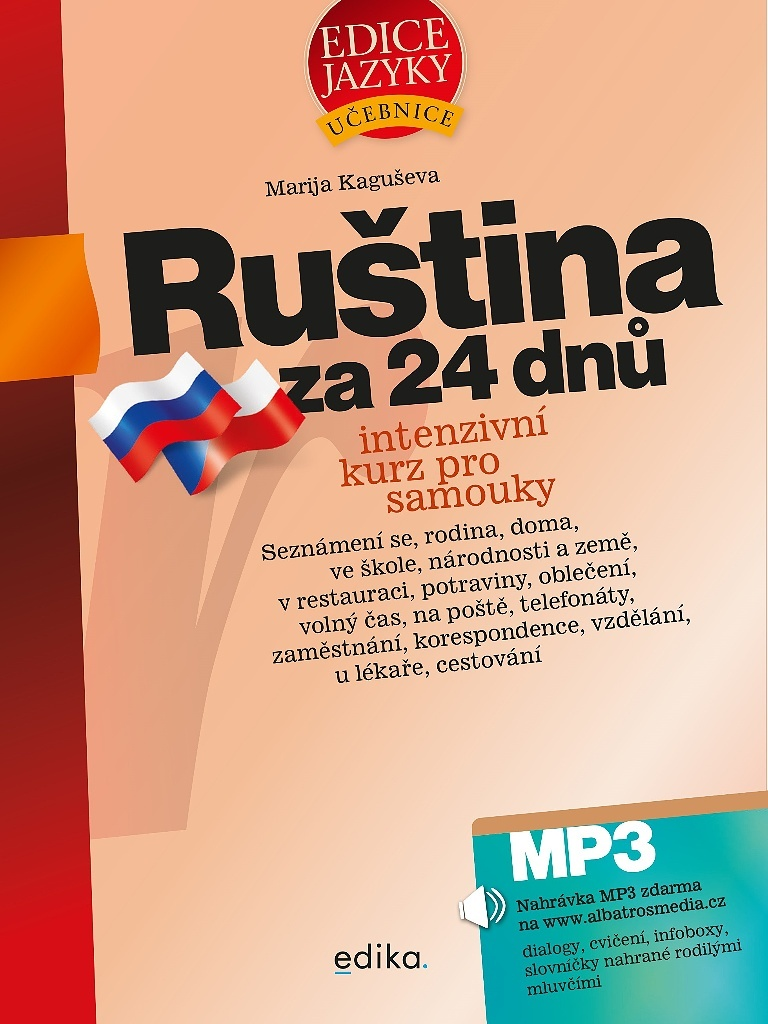 Ruština za 24 dnů - Maryia Kaguševa