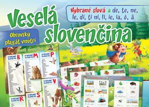 Obrázok Veselá slovenčina