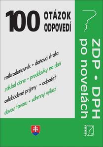 Obrázok ZDP, DPH po novelách (100 otázok a odpovedí)