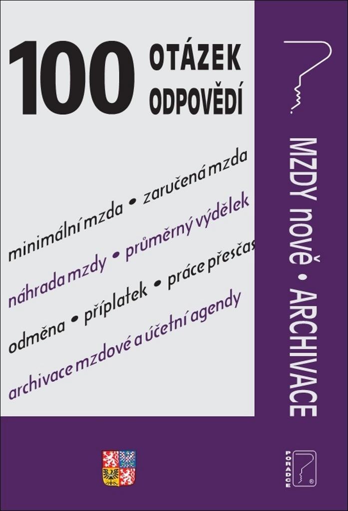 Mzdy nově, Archivace (100 otázek a odpovědí)