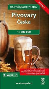 Obrázok Pivovary Česka