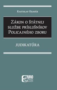 Obrázok Zákon o štátnej službe príslušníkov policajného zboru