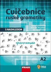 Obrázok Cvičebnice ruské gramatiky s nadhledem A2