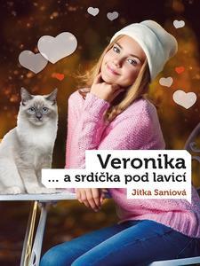 Obrázok Veronika a srdíčka pod lavicí
