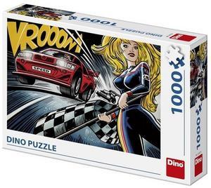 Obrázok Pop art - Závody 1000 Puzzle nové
