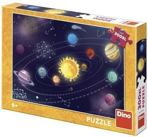 Obrázok Dětská sluneční soustava 300 XL Puzzle nové