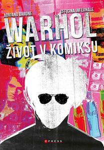 Obrázok Andy Warhol Život v komiksu