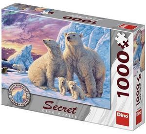 Obrázok Lední medvědi 1000 secret collection Puzzle nové