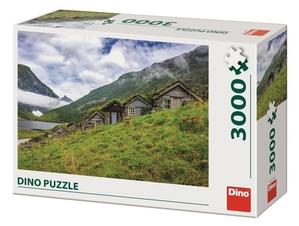 Obrázok Norangsdalen valley 3000 Puzzle nové