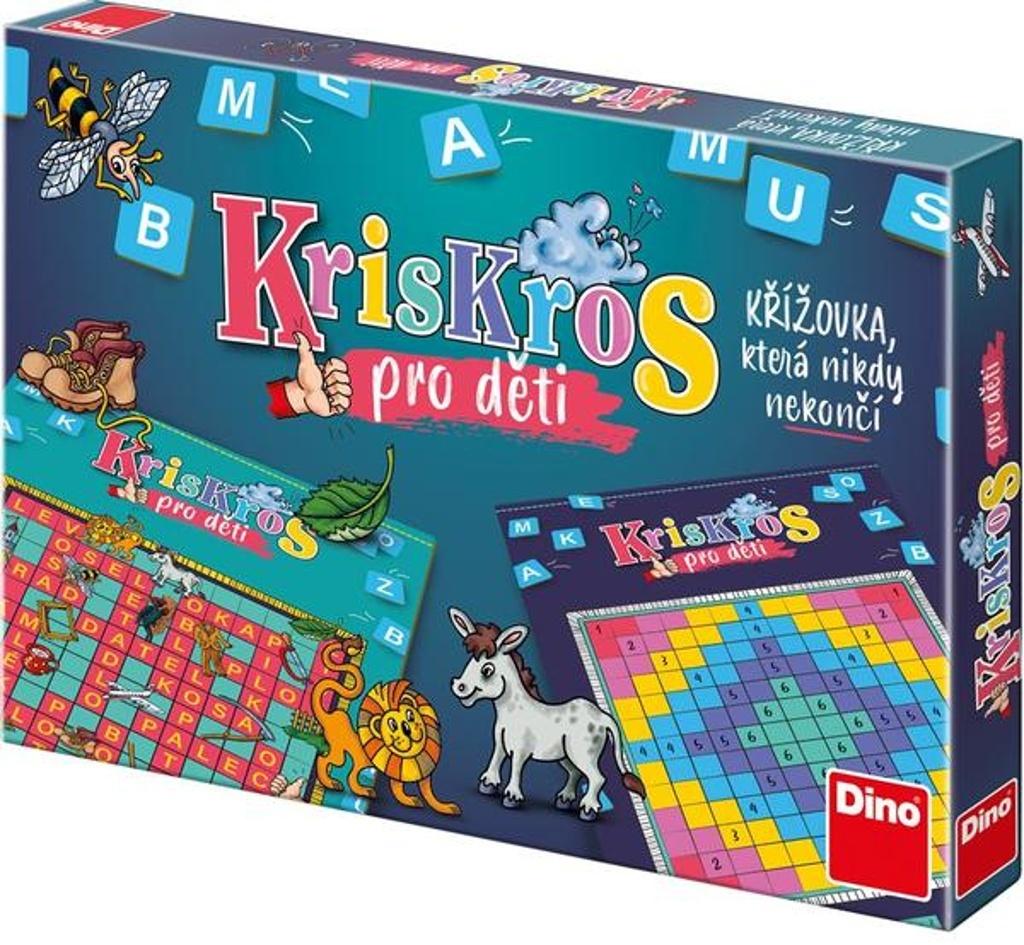 Kris Kros pro děti Dětská hra