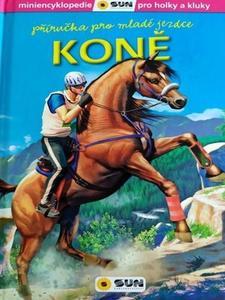 Obrázok Koně Příručka pro mladé jezdce