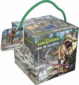 Obrázok Pexeso na cesty Dino