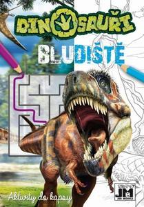 Obrázok Bludiště Dinosauři