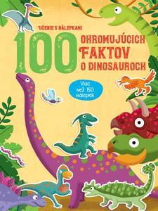 Obrázok 100 ohromujúcich faktov o dinosauroch