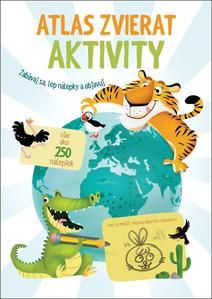 Obrázok Atlas Zvierat Aktivity