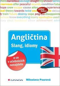 Obrázok Angličtina Slang, idiomy a co v učebnicích nenajdete