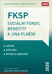 Obrázok FKSP, sociální fondy, benefity a jiná plnění 2020