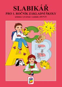 Obrázok Slabikář pro 1. ročník základní školy (učebnice vytvořená v souladu s RVP ZV)