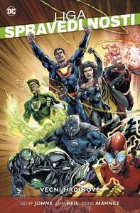Obrázok Liga spravedlnosti 5 Věční hrdinové