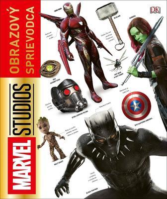 Obrázok Marvel Studios Obrazový sprievodca