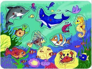 Obrázok Vkládačka Oceán