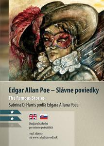 Obrázok Edgar Allan Poe - Slávne poviedky (B1/B2)