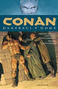 Obrázok Conan Darebáci v domě