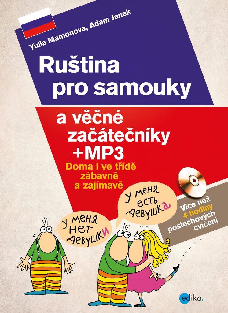 Ruština pro samouky a věčné začátečníky + MP3 - Adam Janek, Yulia Mamonova