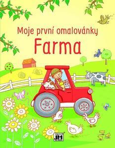 Obrázok Farma Moje první omalovánky