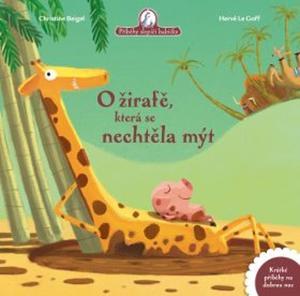 Obrázok O žirafě, která se nechtěla mýt