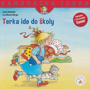 Obrázok Terka ide do školy (Kamarátka Terka 16. diel)