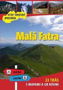 Obrázok Malá Fatra Ottov turistický sprievodca