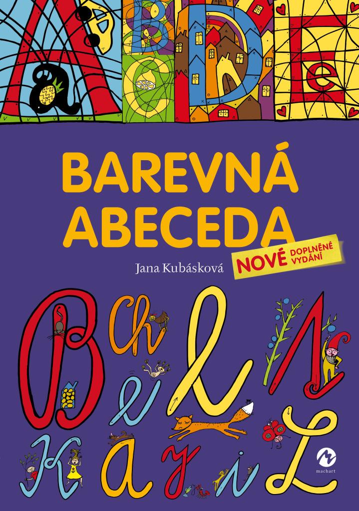 Barevná abeceda - Jana Kubásková