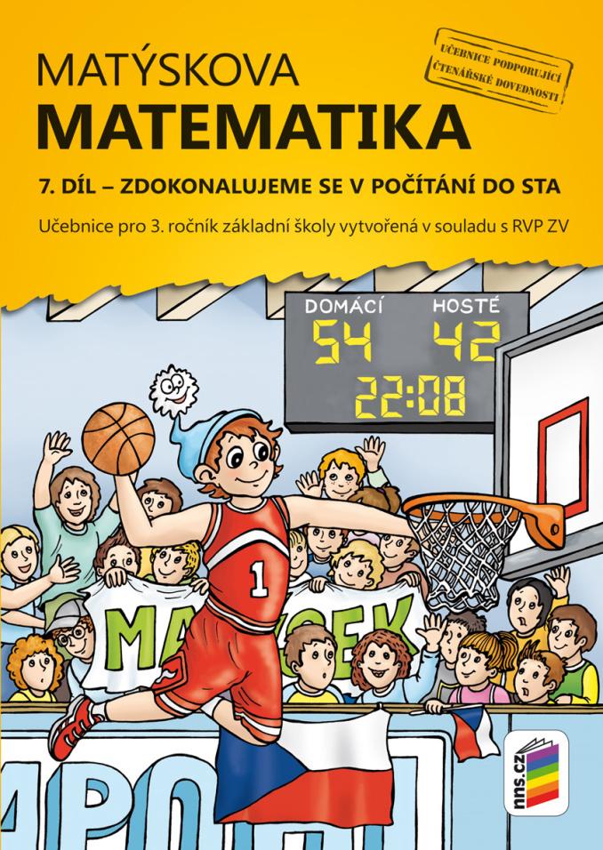 Matýskova matematika 7. díl Zdokonalujeme se v počítání do sta