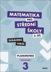 Obrázok Matematika pro střední školy 3.díl Zkrácená verze