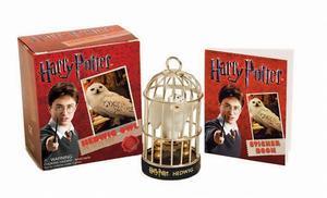 Obrázok Harry Potter: Hedwig Owl and Sticker Kit [With Sticker(s)]