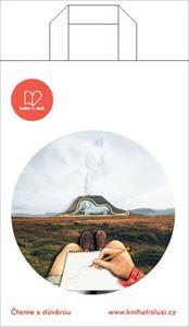 Obrázok Taška Kniha ti sluší papírová 2020, balík 100 ks