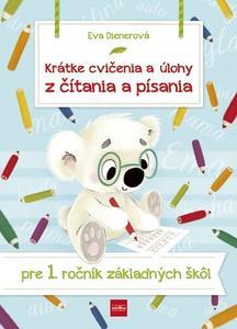 Obrázok Krátke cvičenia a úlohy z čítania a písania pre 1. ročník ZŠ