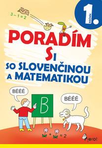 Obrázok Poradím si so slovenčinou a matematikou 1. ročník