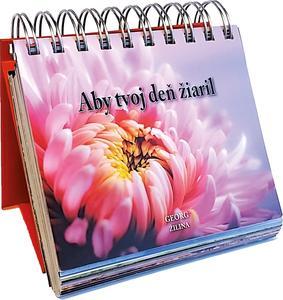 Obrázok Aby tvoj deň žiaril (Večný kalendár)