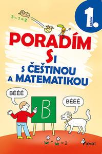 Obrázok Poradím si s češtinou a matematikou 1. ročník