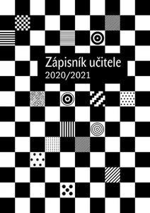 Obrázok Zápisník učitele A4 2020/2021