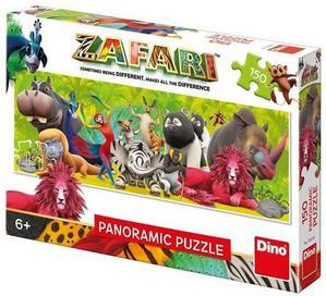 Obrázok Puzzle Zafari Přátelství 150 dílků