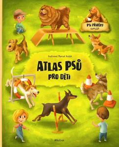 Obrázok Atlas psů pro děti