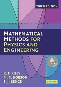 Obrázok Mathematical Methods for Physics and Engineering