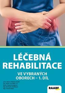 Obrázok Léčebná rehabilitace ve vybraných oborech - 1. díl