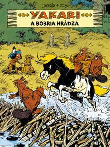 Obrázok Yakari a bobria hrádza (Yakari 3)