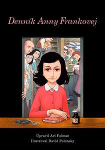 Obrázok Denník Anny Frankovej Komiks