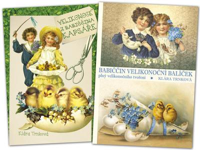 Obrázok Velikonoce z babiččina kapsáře + Babiččin velikonoční balíček